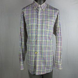 Brooks Brothers Country Club Men XL/R Shirt